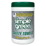 Simple Green Crystal Multipurpose Safety Towels  6/cs