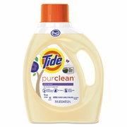 Tide PurClean Liquid Laundry Detergent, Honey Lavender, 75 oz Bottle, 4/Carton FREE SHIPPING