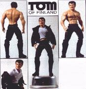 Tom of Finland  Rebel Action Figure