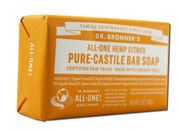 Dr. Bronner's Soaps Pure-Castile Soap Citrus Orange  5oz.