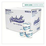 Windsoft One-Ply Facial Quality Toilet Tissue