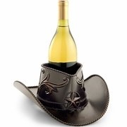 Wine Bottle Holder Cowboy Hat