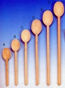 Wooden Kitchen Spoon 14""