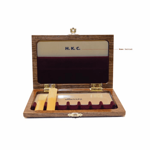 Clarinet Reed Case (7 reeds) [single side]