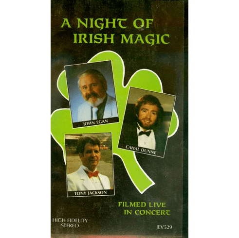 A Night of Irish Magic