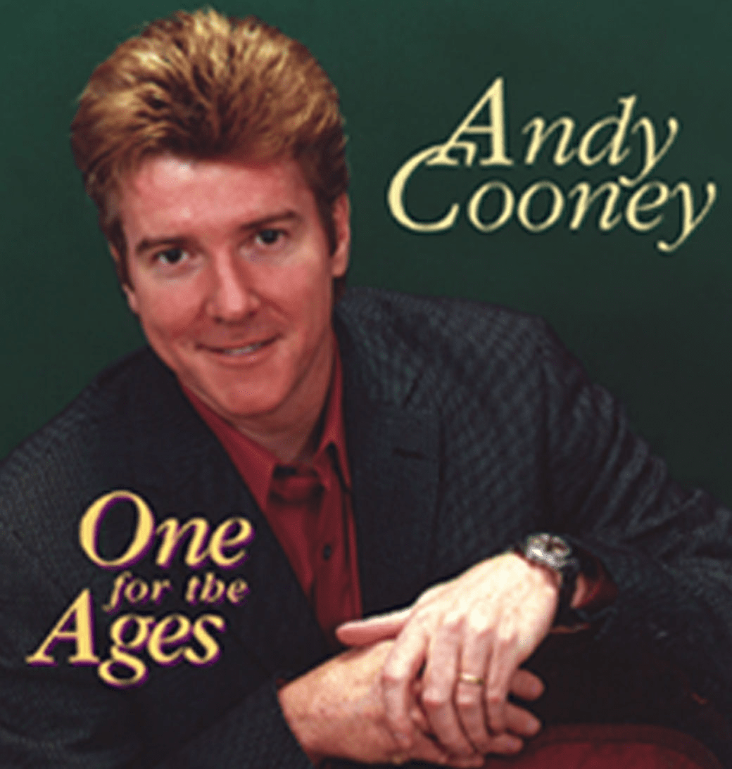 """Andy Cooney """"One For The Ages"""""""