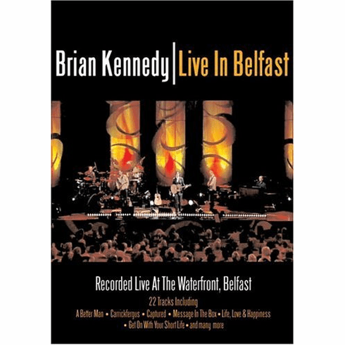 Brian Kennedy  -  Live in Belfast