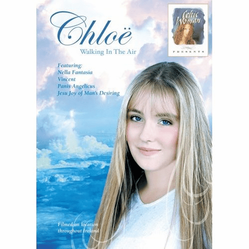 Chloe Walking In The Air    DVD