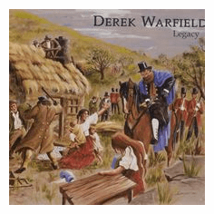 Derek Warfield  Legacy