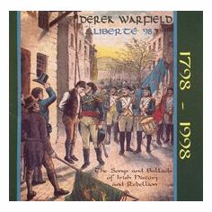 Derek Warfield  Liberte' 1798-1998