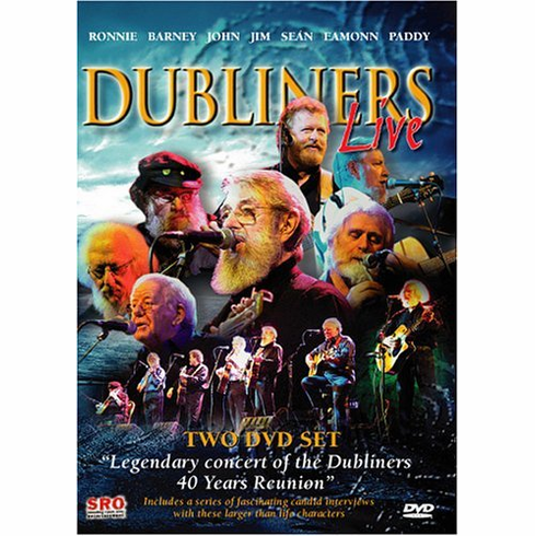 Dubliners 40 Years Live