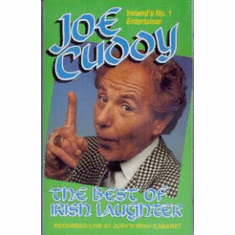 Joe Cuddy- the Best of Irish Laughter