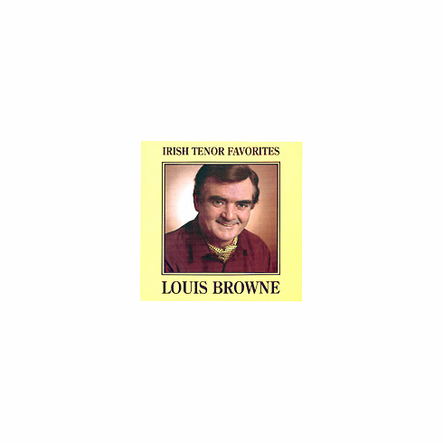 Lois Browne -  Irish Tenor Favorites-CD