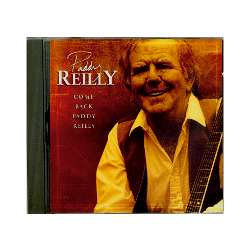 Paddy Reilly- Come Back Paddy Reilly