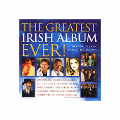 The Greatest Irish Album Ever  -  Various Artist