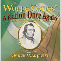 The Wolfe Tones' Derek Warfield  A Nation Once Again