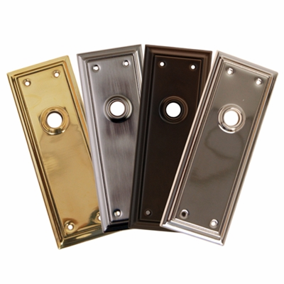 Classic Detailed Door Trim Plate