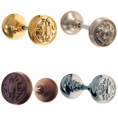 Elegant Decorative Solid Doorknob