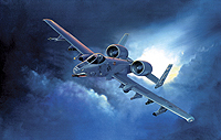 """A-10 Thunderbolt """"Cosmo"""""""