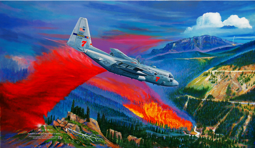 "MAFFS 7 Memorial Painting: ""Painting the Line..."""