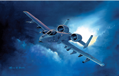 USAF Fighters & Attack Available Artwork