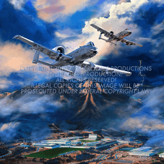 USAFA 2020 Class Painting Pre-Order!