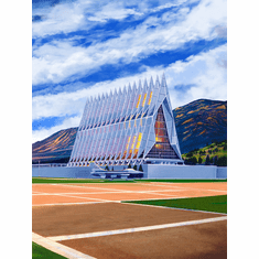 USAFA Chapel Spring/Summer Edition: With or Without Thunderbirds