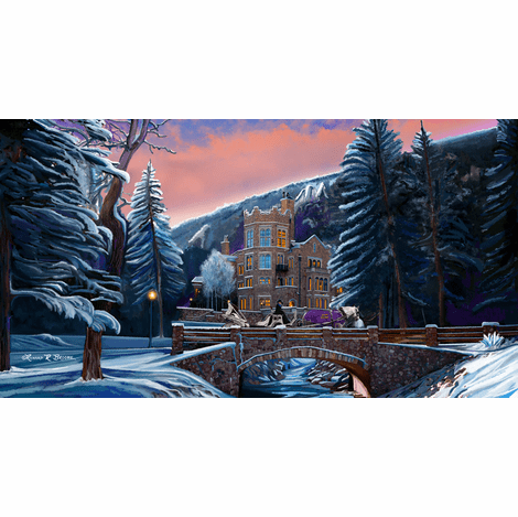 Winter at the Glen: Available Editions