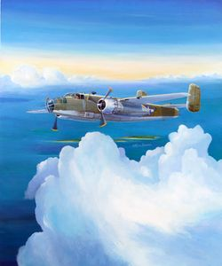 WWII Historic Paintings