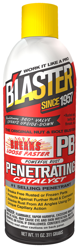 Image of PB Blaster Penetrating Catalyst (11 oz)