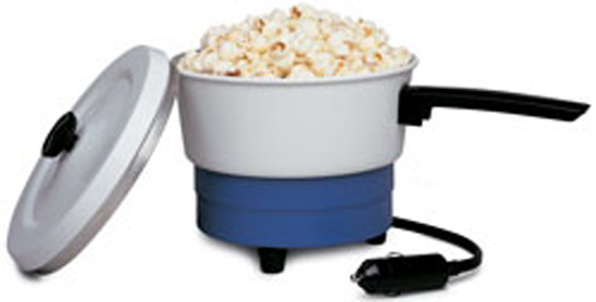 12 Volt Electric Hot Pot & Popcorn Maker