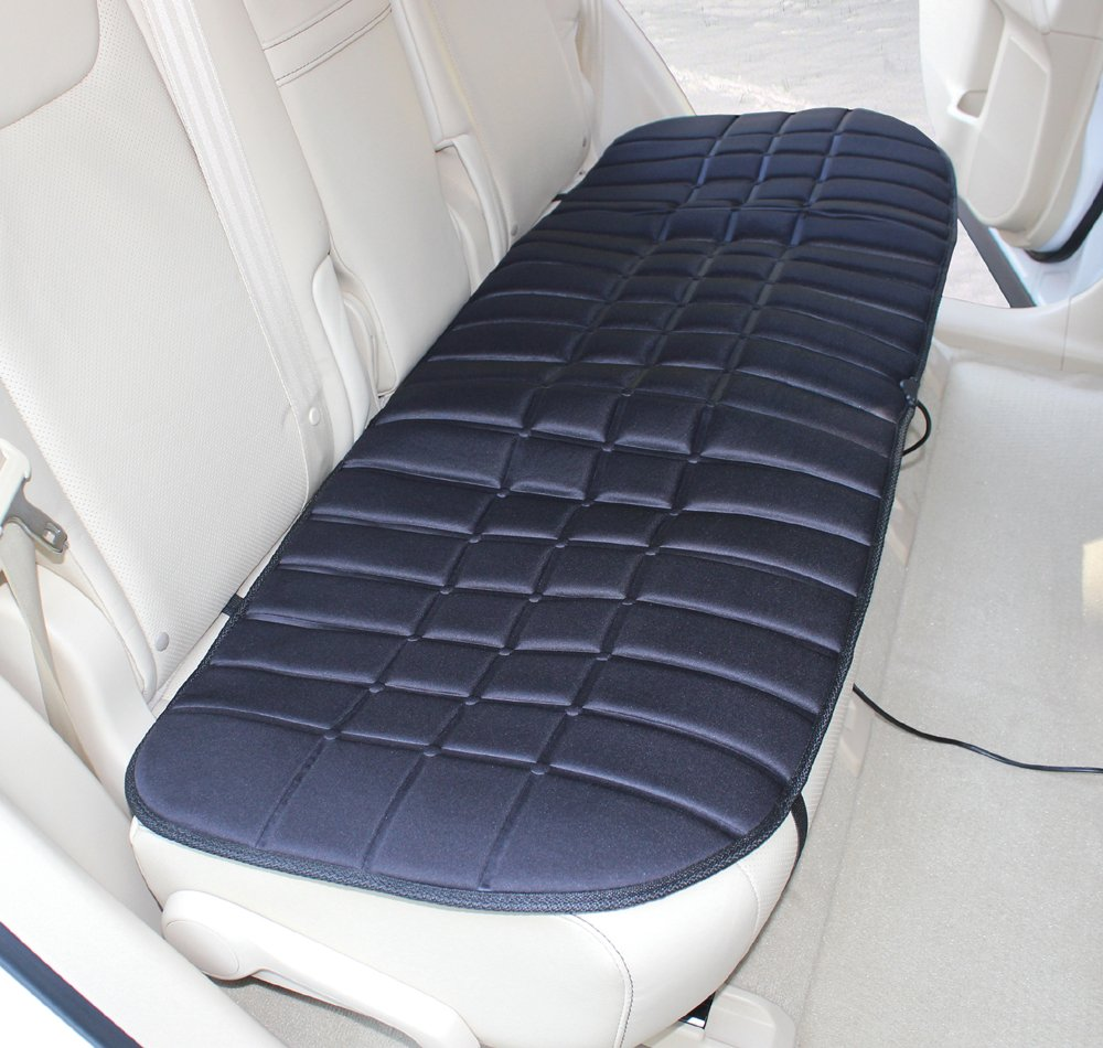 Image of 12 Volt Rear Heated Cozy Seat Cushion
