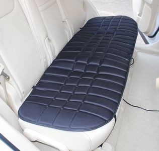 12 Volt Rear Heated Cozy Seat Cushion