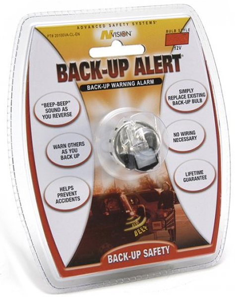 Image of 3156 Style Halogen Bulb & Back-Up Alert Beeper