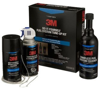 3M 3 Piece Fuel System Tune-Up Kit