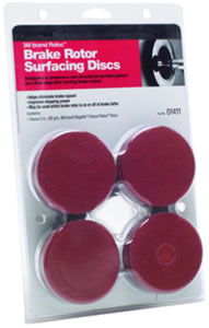 "Image of ""3M 3"""" Roloc Brake Rotor Surfacing Discs - 12 Pack"""