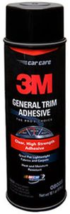 3M Aerosol General Trim Adhesive Clear (18.1 oz.)