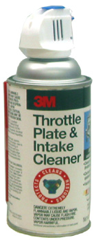 Image of 3M Aerosol Throttle Plate and Intake Cleaner