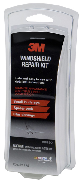 Image of 3M Do-It-Yourself Windshield Repair Kit