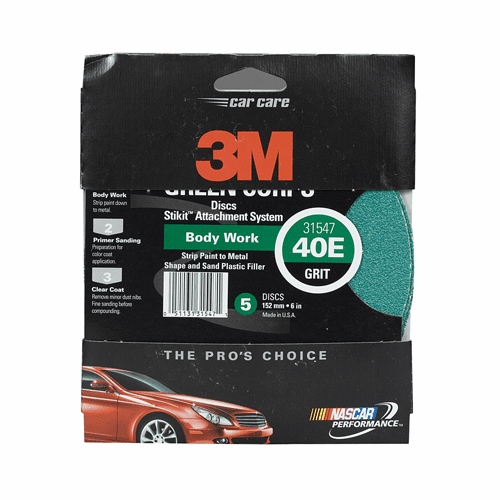 Image of 3M Green Corps Stikit Production Discs