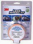 3M Headlight Lens Renewal Kit