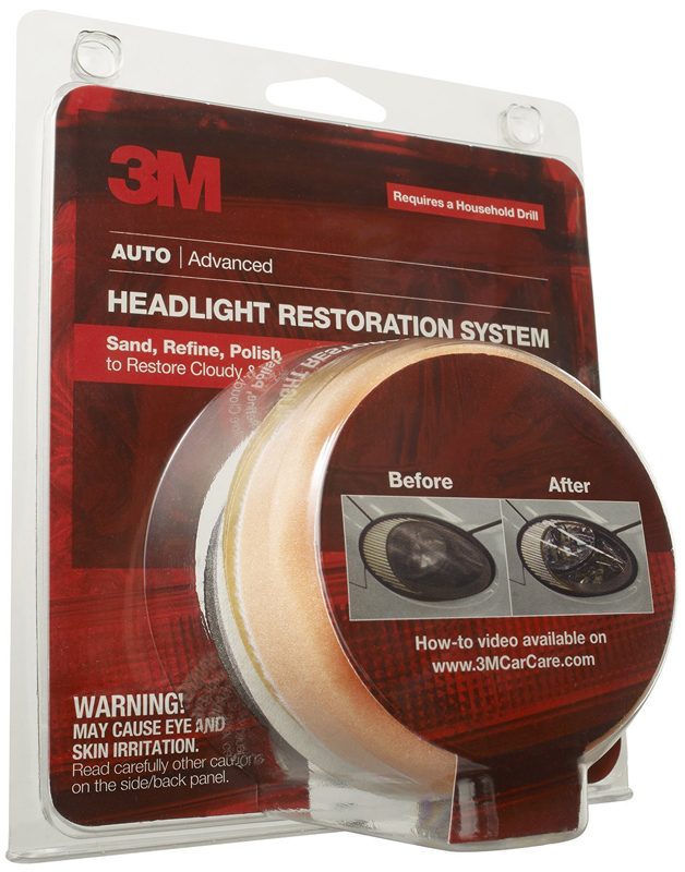 Image of 3M Headlight Lens Restoration System