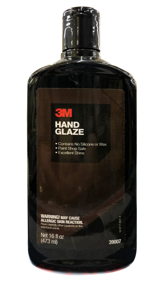 Image of 3M Imperial Hand Glaze Show Car Finish (16 oz)