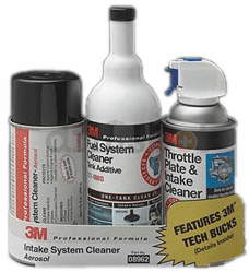 3M Intake System Cleaner (3 Pack)