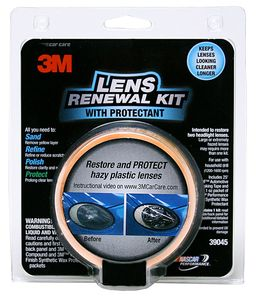 3M Lense Renewal Kit w/Protectant