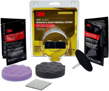 3M Scratch Remover Kit