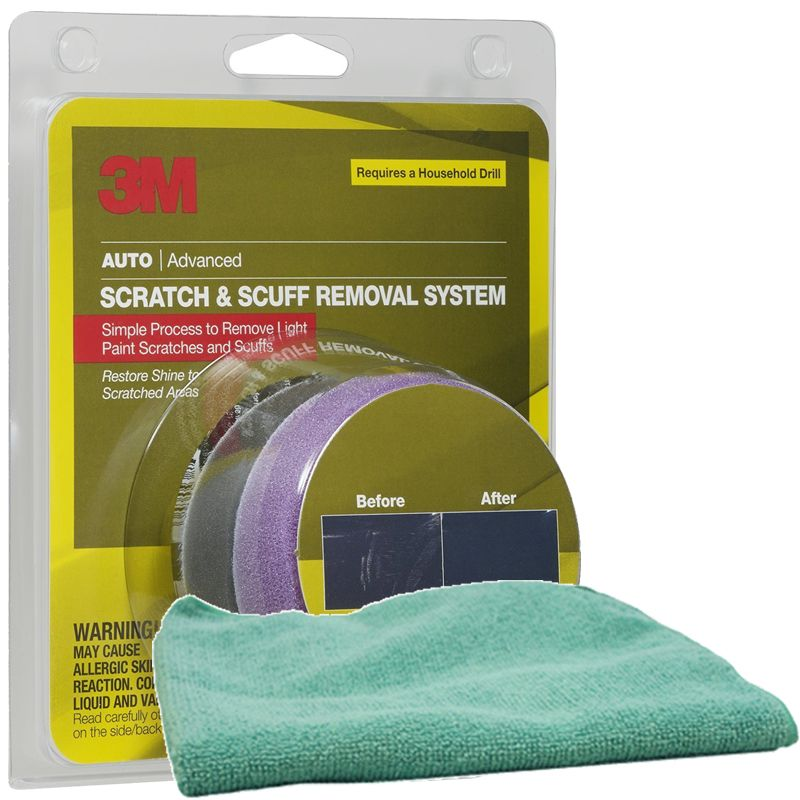 3m Microfiber Cleaning Cloth Price: 3M Scratch Remover Kit & Microfiber Cloth Kit