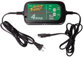 6V & 12V Switchable Battery Tender Battery Charger (4 Amps)