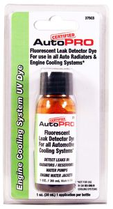 A/C Pro Radiator and Cooling System UV Dye (1 oz.)