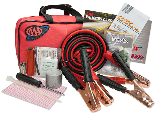 Image of AAA 42 Piece Emergency Road Assistance Kit